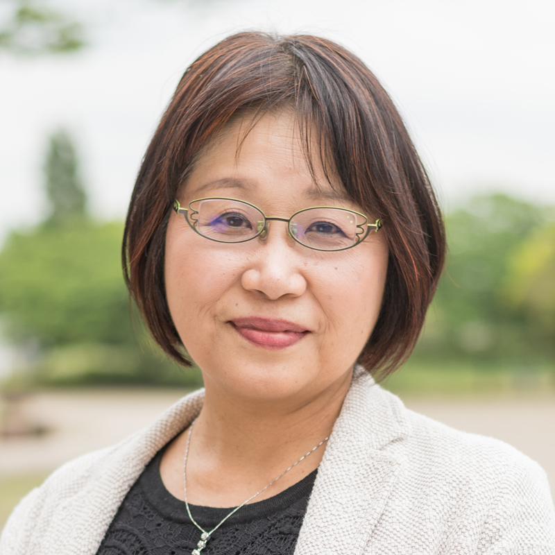 看護学科長 吉良 淳子