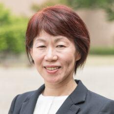理学療法学科長 上岡 裕美子
